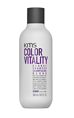 KMS California Colorvitality Blonde Shampoo, 1er Pack (1 x 300 ml)