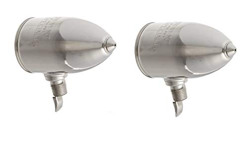 Auto Supply Mall Hoffman Steam Air Vent 40, 1/8 Angle Steam Radiator Air Valve 401440-2 Pack, Model: 401440, Car & Vehicle Accessories/Parts