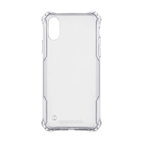 エレコム iPhone 11 Pro ケース 衝撃吸収 ZEROSHOCK スタンダード 衝撃吸収フィルム付き [落下時の衝撃から本体を守る] クリア PM-A18BZEROTCR