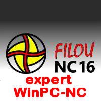 FILOU NC16 expert WINpcnc - Kommerzielle-Floating-Lizenz (Download) für WINPC NC