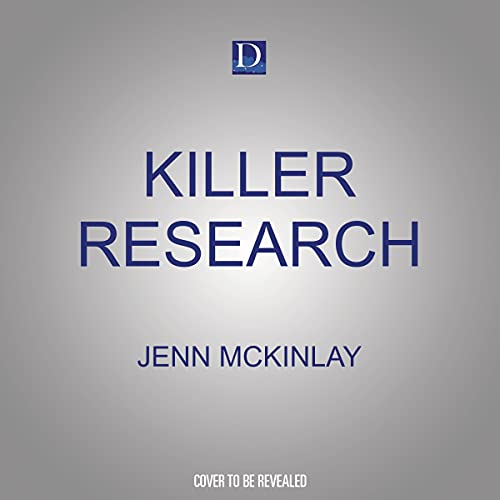 Killer Research Audiobook By Jenn McKinlay cover art