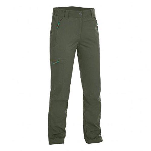 Salewa Melz 2 DST W - Pantalon pour Femme, Couleur Vert, Taille 48/42