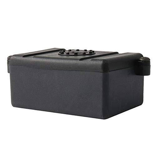 Pumprout Receptor RC Car Radio Box Herramienta de decoración de plástico ESC para 1/10 RC Rock Car Axial SCX10 RC4WD D90 D110 D130