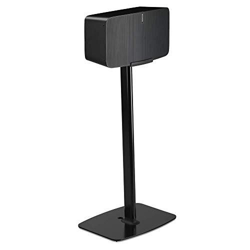 Flexson FLXP5FS1023 Standfuß Stativ für Sonos Play 5 2. Generation Lautsprecher schwarz