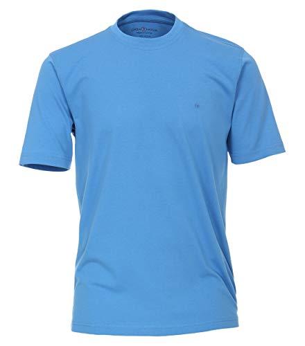 CASAMODA Herren T-Shirt unifarben 004200 Hautsympathisch
