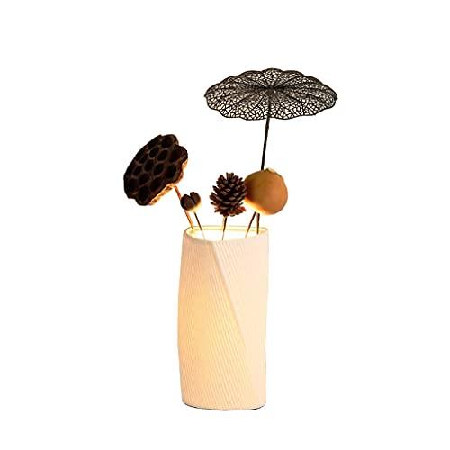 Lámpara de mesa de servicio Lámpara de mesita de mesa decorativa moderna de la mesa de la mesa de la mesa de la mesa, usado en la sala de estudio Sala de estar Sala de estar Decor Lámpara de escritori