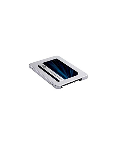 "CRUCIAL MX500 SSD 1.000GB 2.5"" SATA III"