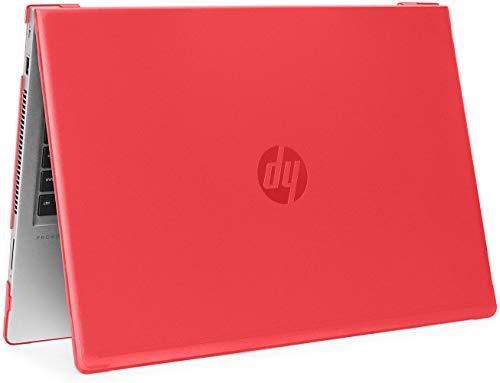 mCover Hartschale für HP ProBook 450/455 G6 Serie 2019 15,6 Zoll (Nicht kompatibel mit älteren HP ProBook 450/455 G1 / G2 / G3 / G4 / G5 Serie) Notebook PC rot