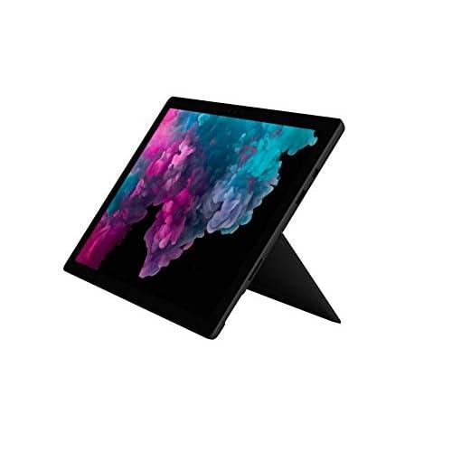 Microsoft - Tablet Surface Pro 6 31,25 cm (12,3 pollici) 2-in-1 nero Nero  16 GB RAM