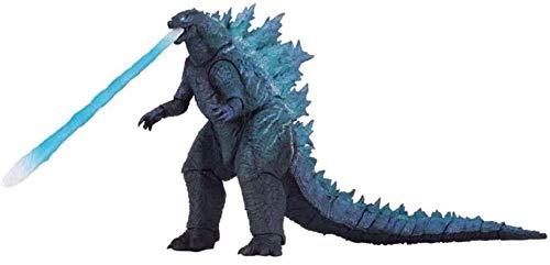 ANZHCZ Dinosaurio Godzilla 2019 Película Nuclear Jet Energy Versión SHM Monster Modelo móvil Hecho a Mano Colección de Personajes de Dibujos Animados Modelo muñeca de Juguete 18cm