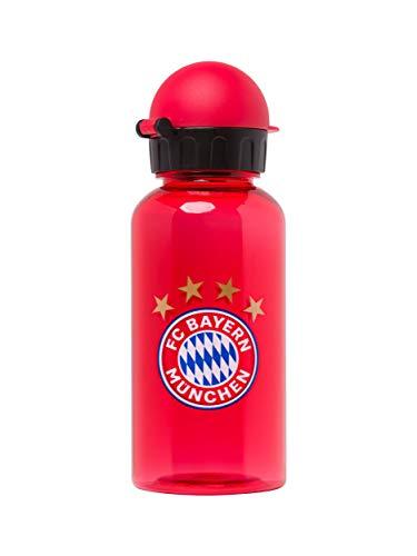 FC Bayern München Trinkflasche rot, Füllmenge 0,4 Liter
