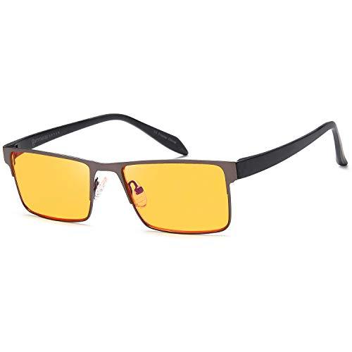 Blue Light Blocking Orange Glasses Anti Glare 0.00