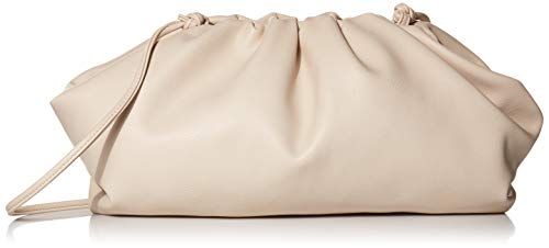 The Drop Women's Francesca Croissant Pouch Bag, Bone, One Size