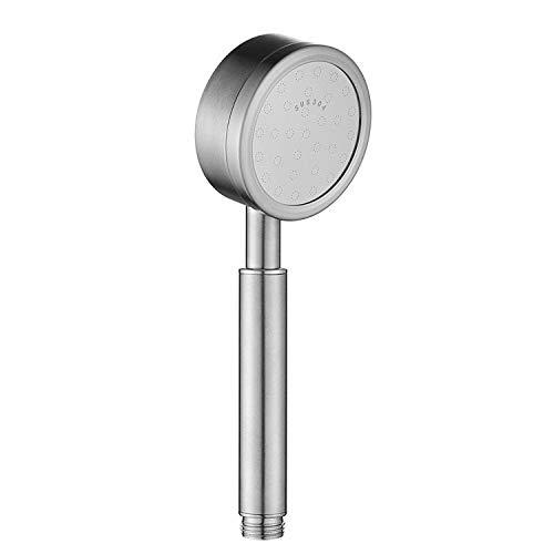 Alcachofa de ducha de metal de alta presión, acero inoxidable 304, para...