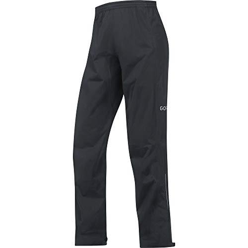 GORE Wear C3 Homme Pantalon de pluie GORE-TEX, XXL, Noir