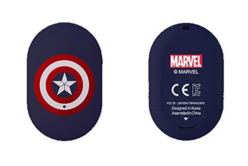 Keyco Mini Captain America Schlüsselfinder/Schlüsselfinder/Telefonfinder, Bluetooth