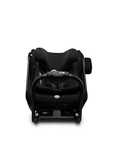 Axkid ONE | Silla de Coche Grupo 0 1 2 3 para Bebé | Máxima Seguridad | Comodidad Garantizada | Diseño Innovador | Fácil y Rápida Instalación | Silla Bebé | Silla para Coche | Color Negro