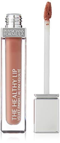 Physicians Formula Lipgloss - The Healthy Lip Velvet Liquid Lipstick, All-Natural Nude, 1 Stk, 8ml
