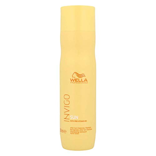 Wella Professionals Invigo Sun After Sun Cleansing Shampoo, 250 ml