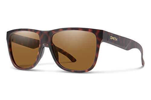 SMITH Lowdown XL 2 Gafas, Tortuga Mate/Chromapop Polarizado Marrón, 60 Unisex Adulto