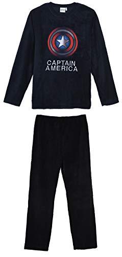 Avengers Hombre Pijama Largo