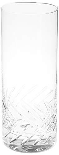Schott Zwiesel Tritan Crystal Glass Distil Barware Collection Arran Collins Cocktail Glasses (Set of 6), 11.1 oz, Clear