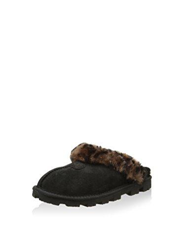 UGG Australia UGG COQUETTE LEOPARD Slipper 2015 black, 40