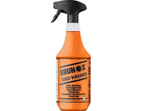 BRUNOX Bike-Washer - Limpiador para bicicleta, bote de 1 lit