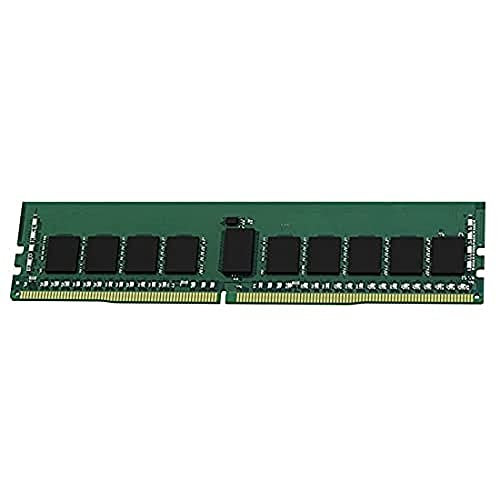 キングストンテクノロジー サーバー用 メモリ DDR4 3200MHz 16GB×1枚 ECC Unbuffered DIMM CL22 1.2V 288-pin Micron 16Gbit Eダイ採用 KSM32ES8/16ME