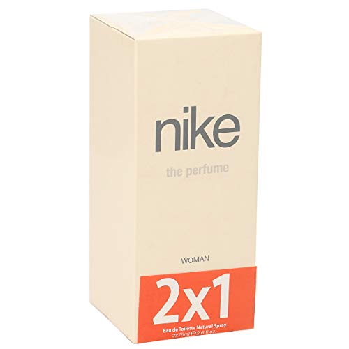 NIKE colonia the perfume woman spray 2 x 75 ml