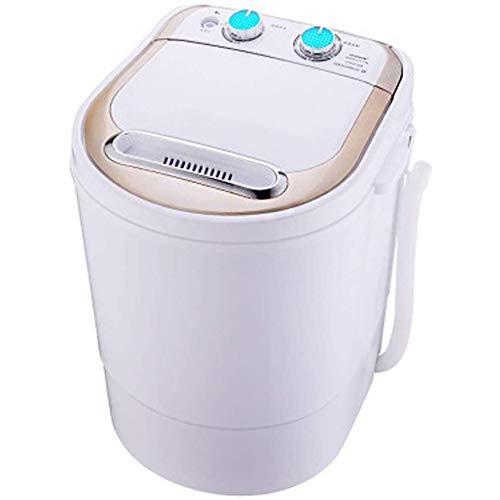 Mini Waschmaschine, Einzylinder Mit Hohen Kapazität Kleinen Halbautomatische Welle Rad Mini-Waschmaschine, Für Home Camping-Reisen Im Freien