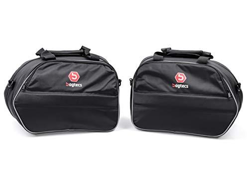 Innentaschen Seitenkoffer MS5 Bagtecs für Givi Monokey Koffer V35 / V37 (T443c)