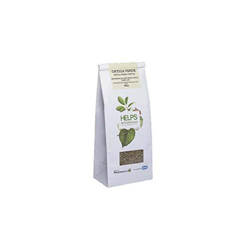 HELPS INFUSIONS - Infusion d'ortie verte en vrac. Thé à l'ortie à effet diurétique. Sac en vrac de 100 grammes.