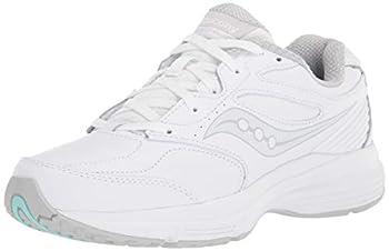 Saucony Women s Integrity WLK 3 Walking Shoes White 8