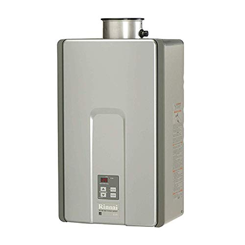 Rinnai RL Series HE+ Tankless Water Heater: Indoor...