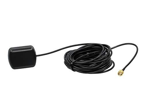 caraudio24 GPS Antenne - SMA Anschluss - Innenantenne - für Blaupunkt New York 800 830 845 Chicago 600