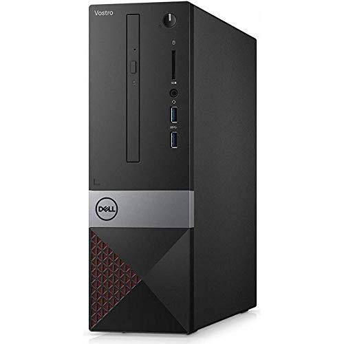 Dell PC de Escritorio Vostro Desktop 3471, Intel Core i3, i3-9100, 4 GB, DDR4-SDRAM, 1 TB HDD, Windows 10…