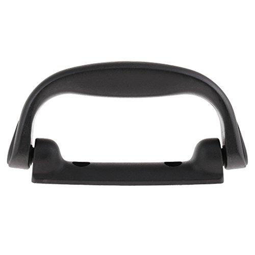16cm Riemengriff - schwarz Koffergriff, Casegriff, Strap Handle