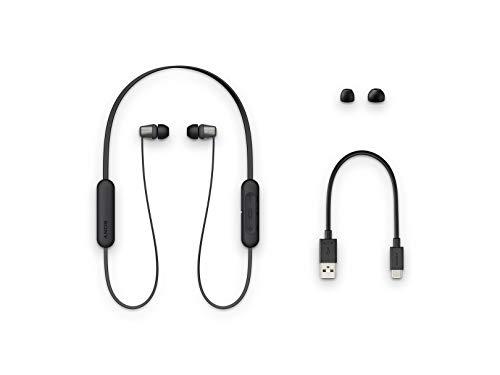 Sony WI-C310 (Black)