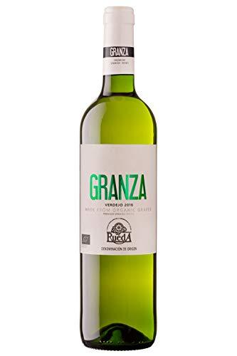 Granza Granza Blanco Verdejo - Ecológico - 6 Paquetes de 750 ml - Total: 4500 ml