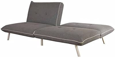 Amazon.com: VIG- Coolidge Divani Casa Modern White Leather ...