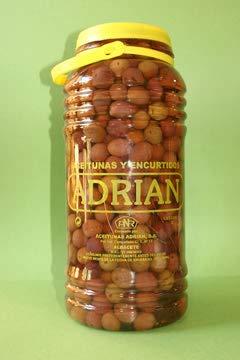Aceitunas Cornicabras Moradas Estilo Tradicional 4,5 kg