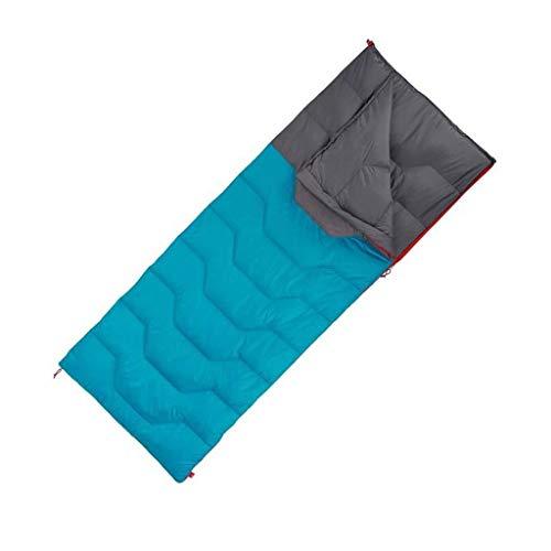 SSG Home Durable et Beau Sac de Couchage Outdoor Voyage Camping Coton Tissu épais Chaud Adulte Voyage intérieur Respirant Portable Simple Confortable et Portable (Color : G)