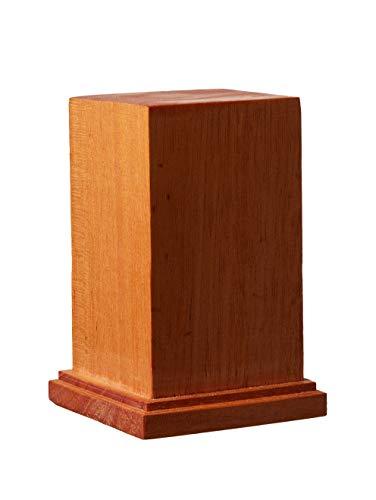 GSIクレオス 木製ベース 角型 L ホビー用ディスプレイベース DB004