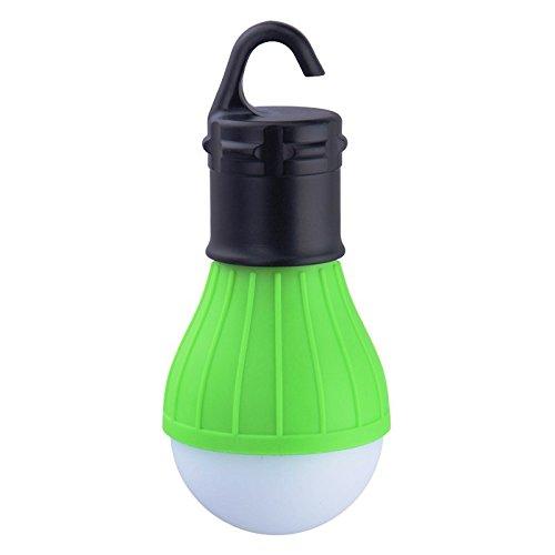 LED Camping Lampe Zum Aufhängen Von Desmarte - Laterne Batteriebetrieben Laternen Notlicht Notlampe Glühbirne Für Drinnen Und Draußen Im Zelt Auto Garage Balkon Batteriebetriebene Lampen