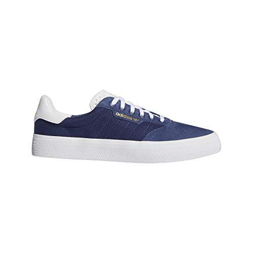 Adidas Originals - Tenis unisex (3 m), Azul (Indigo Blanc Doré Métallisé), 36 EU