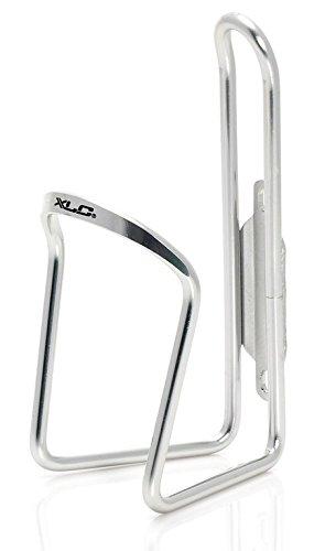 XLC Mixte - Adulte Accessoire Porte-bouteille Aluminium BC-A03 Argent Taille Unique