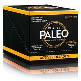 Planet Paleo Active Collagen (Orange Flavour) - 15 Sachets