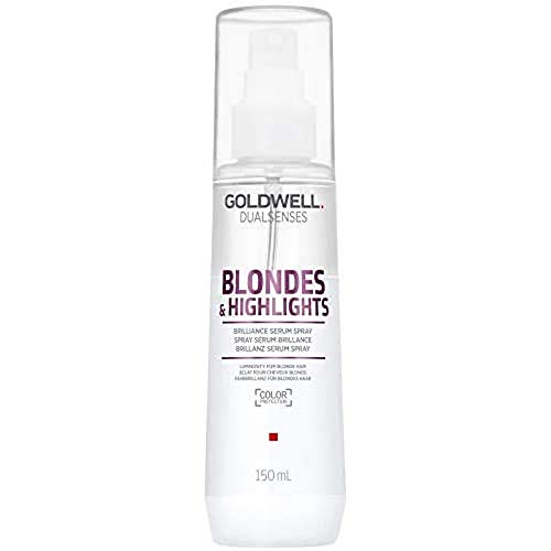 Goldwell Dualsenses Blondes & Highlights Serum Spray Haarserum, 150 ml