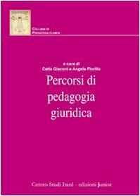 Percorsi di pedagogia giuridica